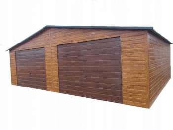 Особенности деревянных и металлических гаражей в Житомирской области