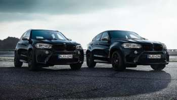 BMW выпускает специальные BMW X5 M и BMW X6 M